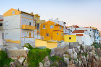 Portugal ocean coast architecture