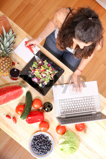 Vegetarian information