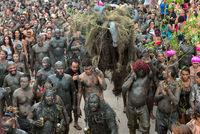 Bloco da Lama – Dirty Carnival in Paraty, Rio de Janeiro State, Brazil