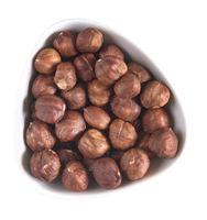 huzelnuts on white