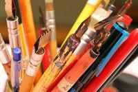 Schreibfedern und Schreibstifte