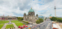 Overview of Berlin