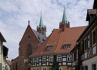 Sankt Gallus Kirche in Ladenburg