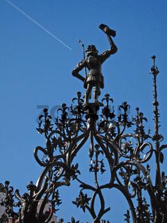 Quintin Matsys Brunnen in Antwerpen