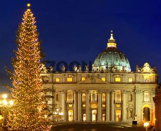 Rom,  Petersplatz,
