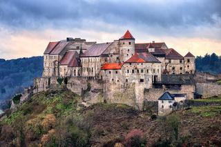 Burghausen castle, Bavaria, Germany