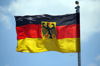 a German Flag