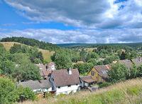 Urlaubsort Altenau im Harz,Niedersachsen,Deutschland