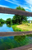 Brda river
