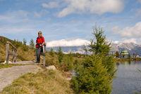 idylle Bergsee