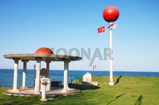 Turkish-Japanese Monument