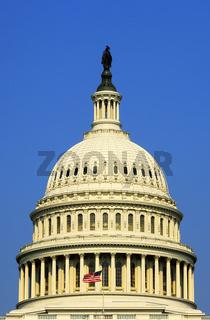 Kuppel des Kapitols, Washington, D.C., USA