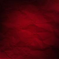 Crumpled Dark Red Paper
