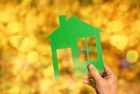 Traum vom eigenen Haus