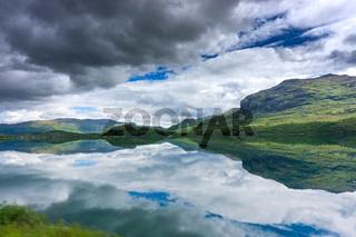 Landschaft in Jotunheimen-15