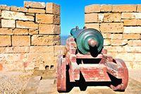 alte Kanone im Fort - Essaouira Marokko.jpg
