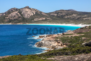Scenic Thistle cove, Cape le Grand National Park, Western Australia