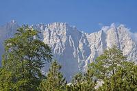 Karwendelberge im Laliderer Tal