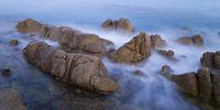 coast on sardegna, Italy