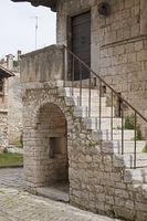 Romanisches Haus in Porec