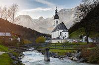 Pfarrkirche St. Sebastian, Bayern, Deutschland