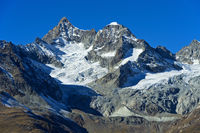 Zermatter Bergwelt, Zermatt, Wallis, Schweiz