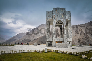 Monument in Panjshir