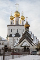 Feodorovsky Cathedral and Chapel of New Martyrs