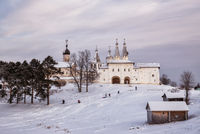 Ferapontov Monastery, Russia