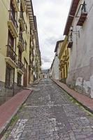 Quito, Ecuador, street view