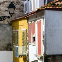 Traditional Portuguese facades