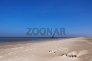 Strand in Norddorf
