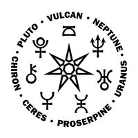 The Septener of New Age XXI. Seven higher planets of Astrology.