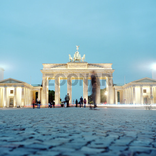 Brandenburger Tor, Pariser Platz, Quadriga, Berlin
