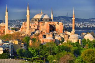 Hagia Sophia museum (Ayasofya Muzesi) in Istanbul