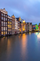 Amsterdam Canals Netherlands