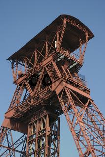 Foerderturm / winding tower