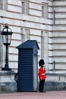 Grenadier Guards. London. Buckingham Palace.