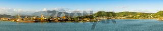 Noumea New Caledonia Panorama