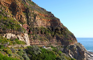 Chapman's Peak Drive, Südafrika, on Chapman's Peak Drive, South Africa