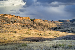 Lory State Park at foothills of northern Colorado