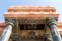Entrance to Swami Vivekananda Rock Memorial in Vavathurai, Kanyakumari, India