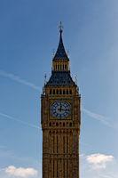 London. Houses of Parliament. Big Ben