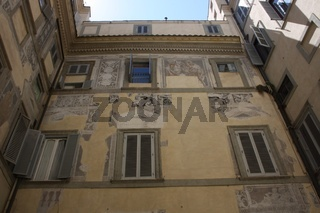 Rom, Palazzo Costaguti an der Piazza Mattei