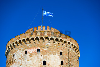 White Tower in Thessalonica