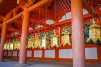 Kasuga-Taisha Shrine temple, Nara, Japan