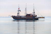 Thessaloniki sail trip, Greece