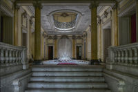 Verlassenes Chateau