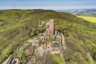Reichsburg Kyffhausen | The Imperial Castle of Kyffhausen