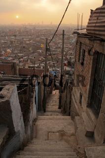 Slums + Skyline, Lima, Peru